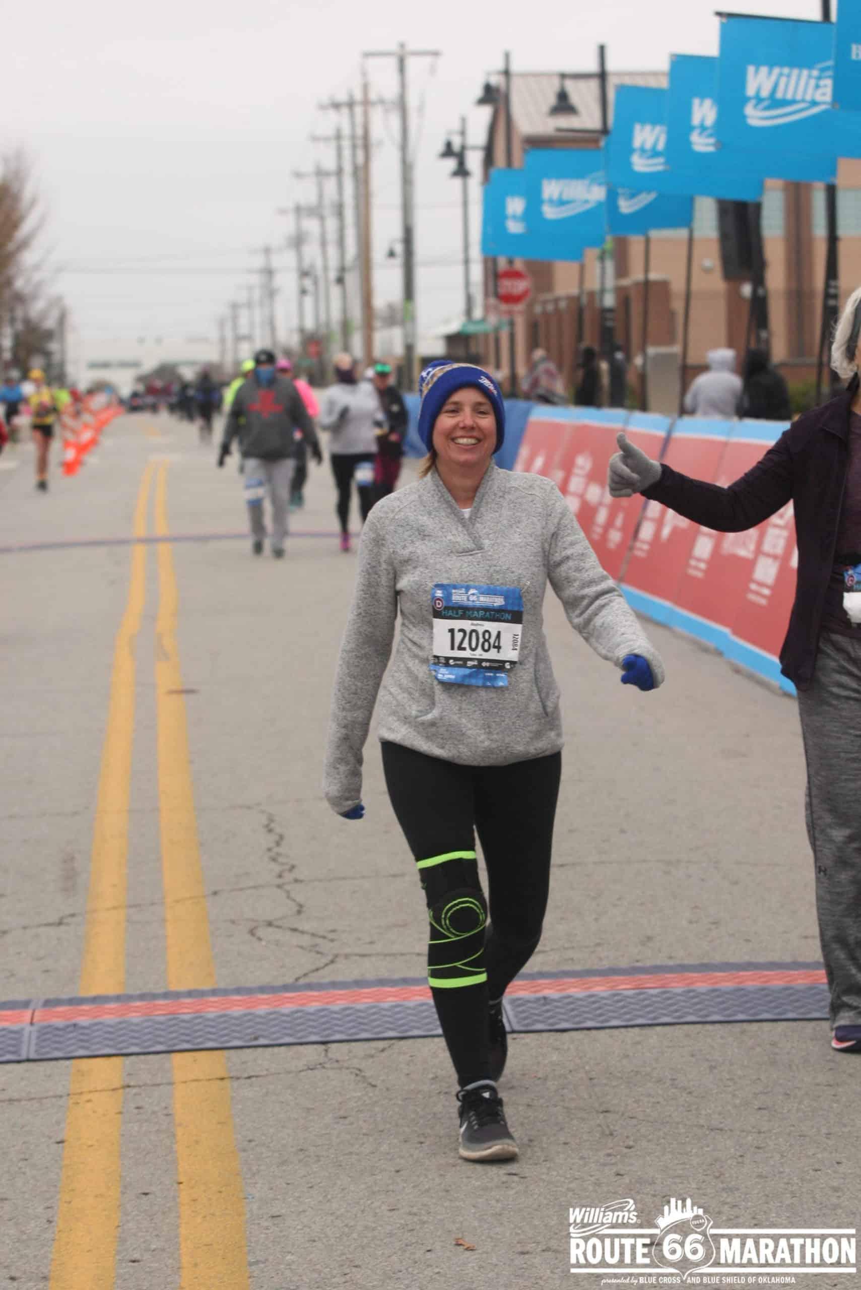 Route 66 Marathon Testimonial