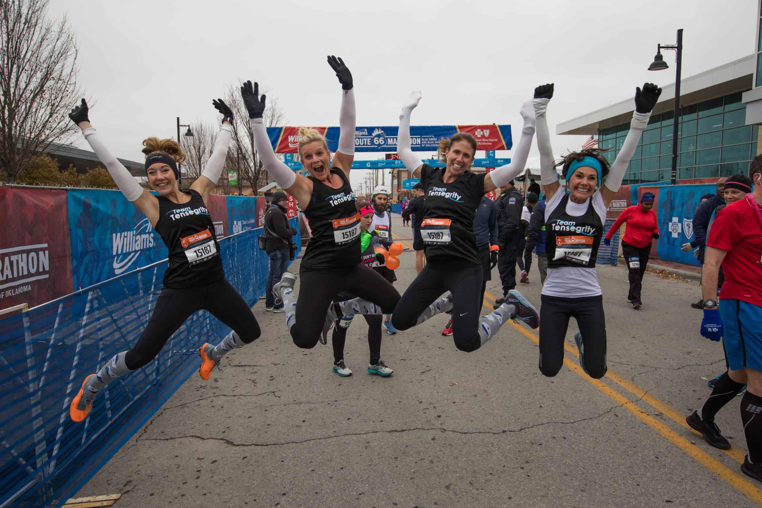 Marathon Relay Get your kicks on Route 66