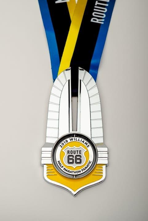 Half Marathon Fanatic Medal