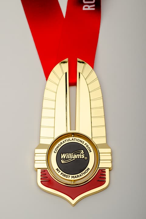 My First Marathon Medal