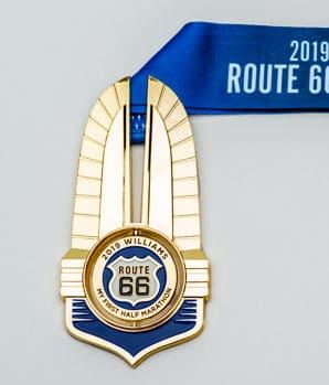My First Half Marathon Medal