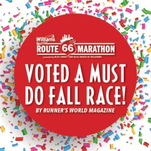 Route 66 Marathon voted Must Do Fall Race