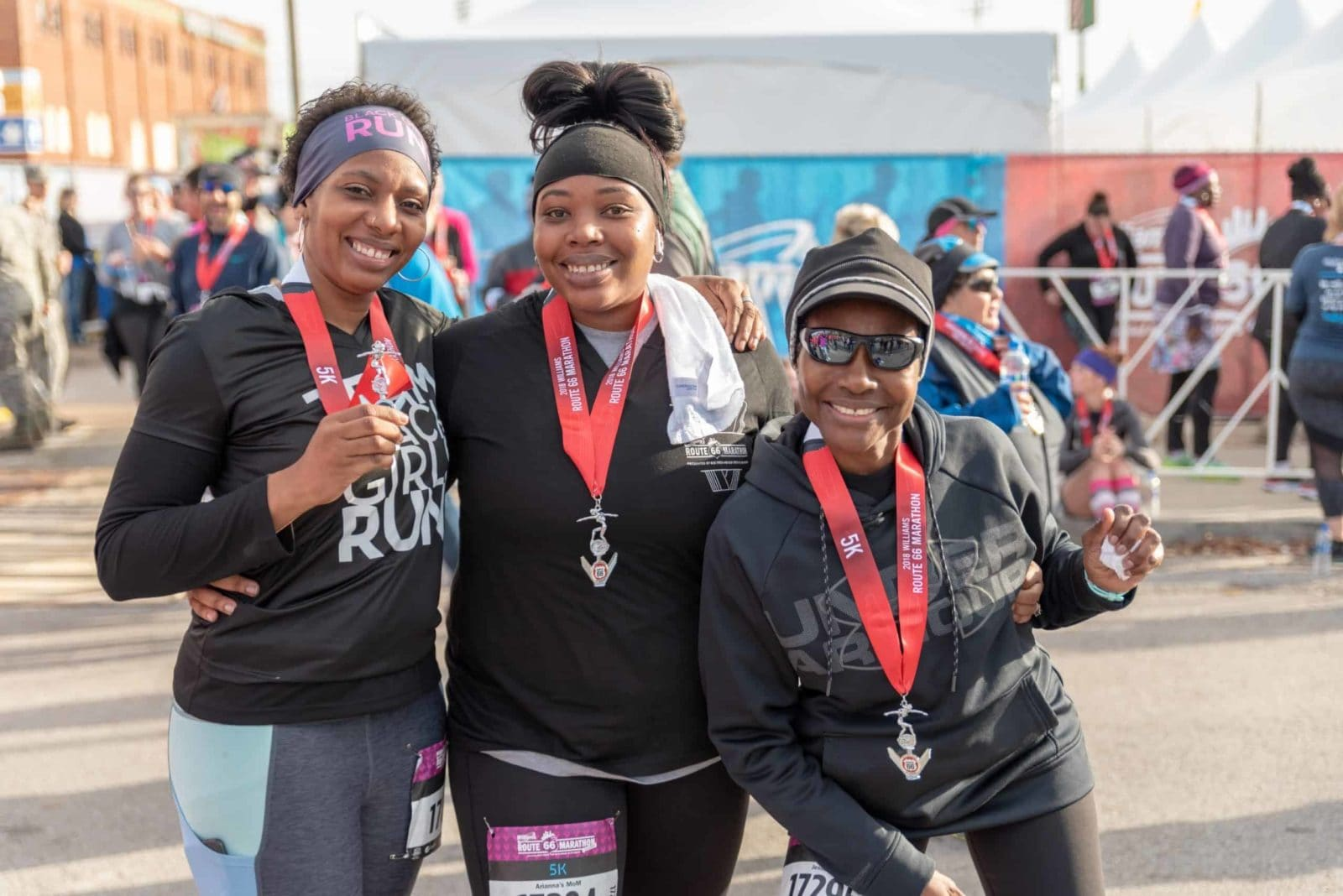 route 66 marathon photos