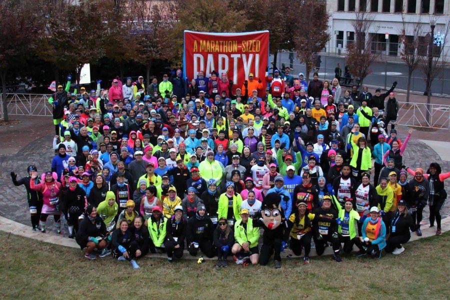 Marathon Maniacs and 50 States Marathon Club