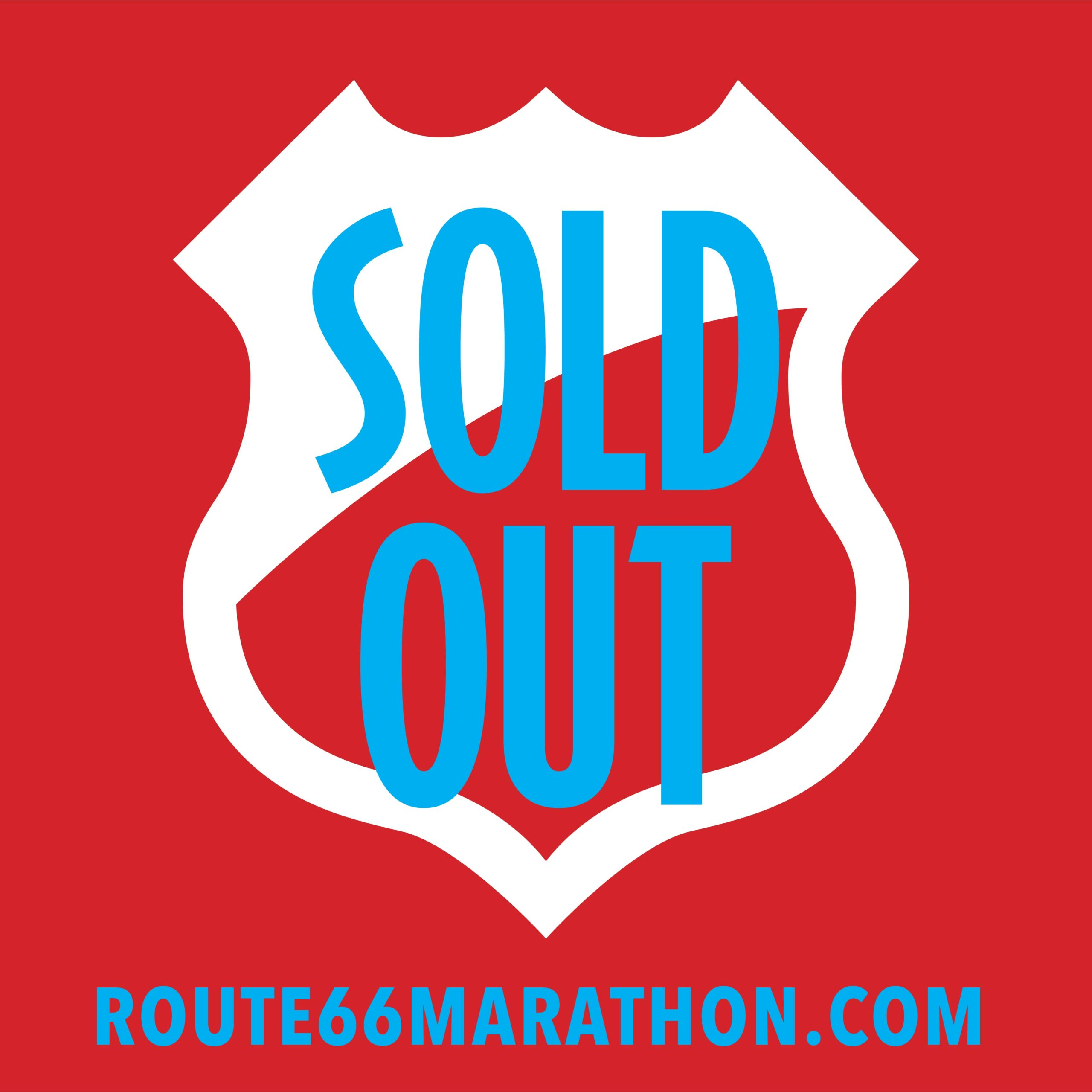 Virtual Race Sold Out