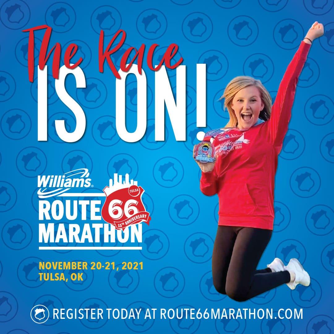 Route 66 Marathon 2021