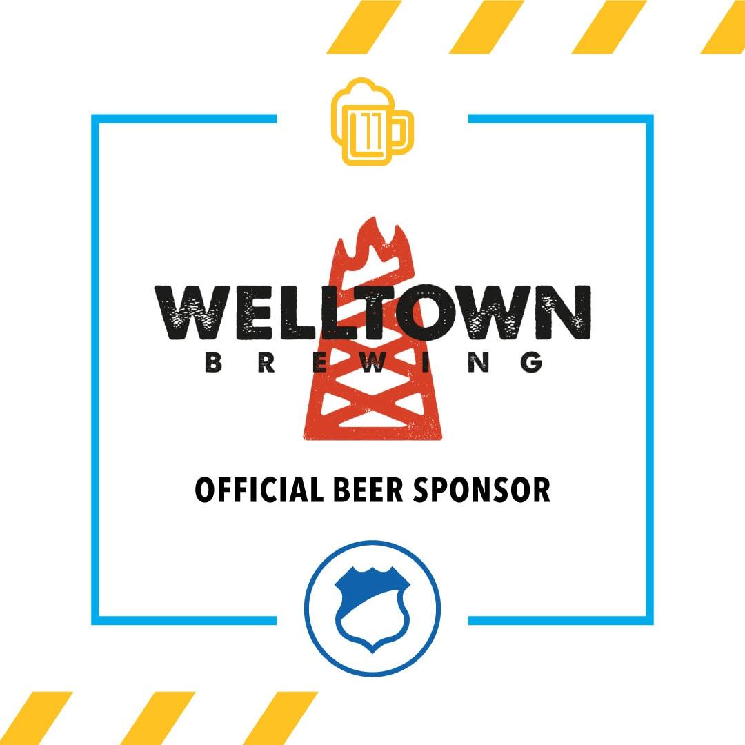 Welltown Brewing beer sponsor